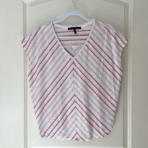 White House Black Market Stripped Shirt